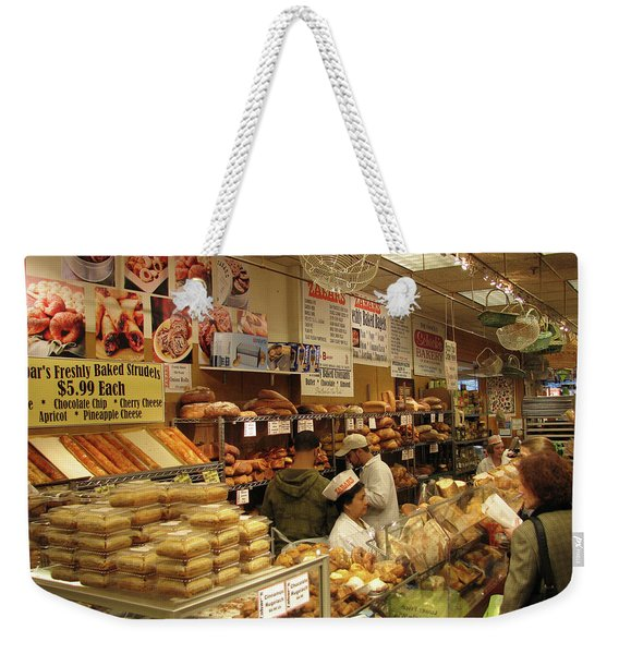 Zabars - 2006 - New York Weekender Tote Bag