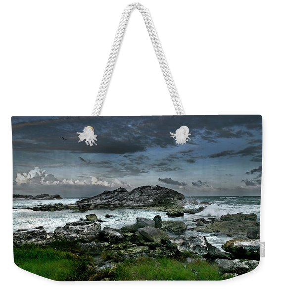 Zamas Beach #14 Weekender Tote Bag