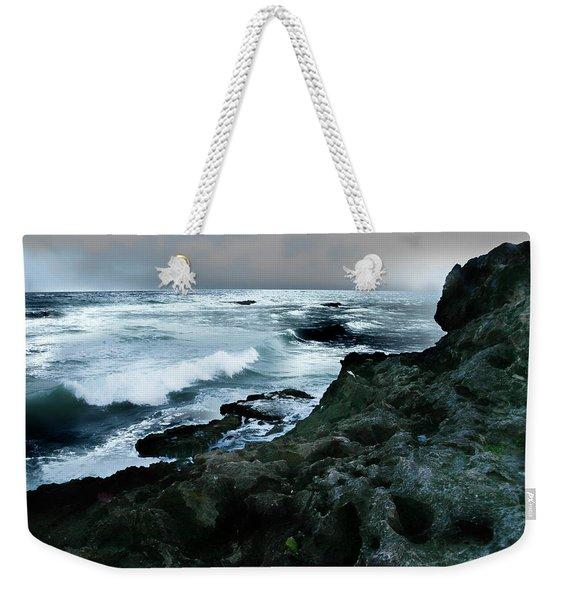 Zamas Beach #5 Weekender Tote Bag