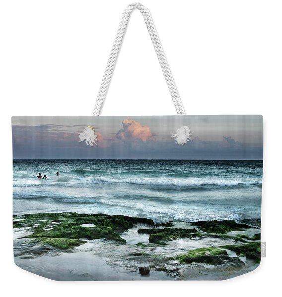 Zamas Beach #7 Weekender Tote Bag