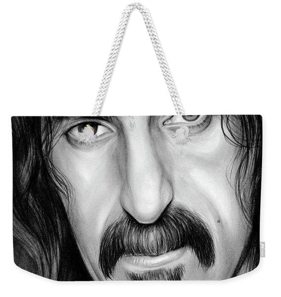 Zappa Weekender Tote Bag
