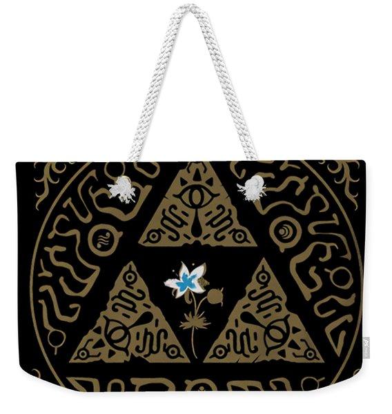 Zelda And Silent Princess Weekender Tote Bag