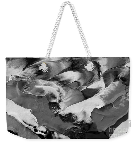Zen Abstract Series N1015al Weekender Tote Bag