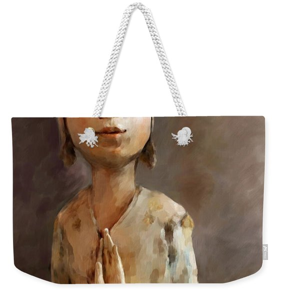 Zen Be With You Weekender Tote Bag