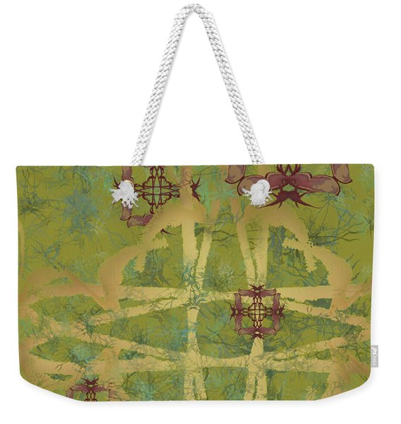 Zen Fly Colony Weekender Tote Bag