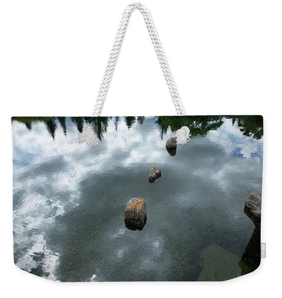 Zen Moment Weekender Tote Bag