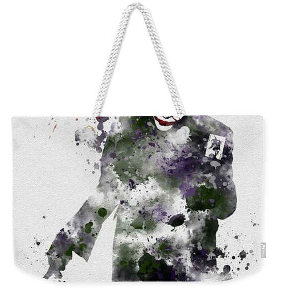 Zero Empathy Weekender Tote Bag