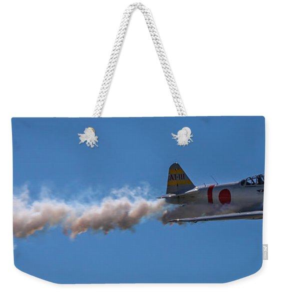 Zero Weekender Tote Bag