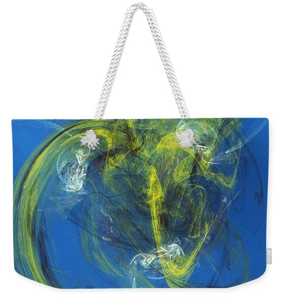 Zero Tolerance Policy Weekender Tote Bag