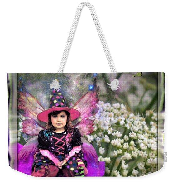 Zoey Weekender Tote Bag