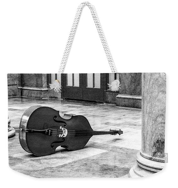 012 - Depot Bass Weekender Tote Bag