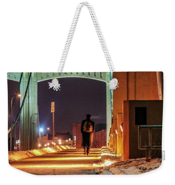 013 - Breath Weekender Tote Bag