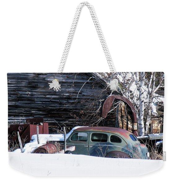 028 - Suicide Doors Weekender Tote Bag