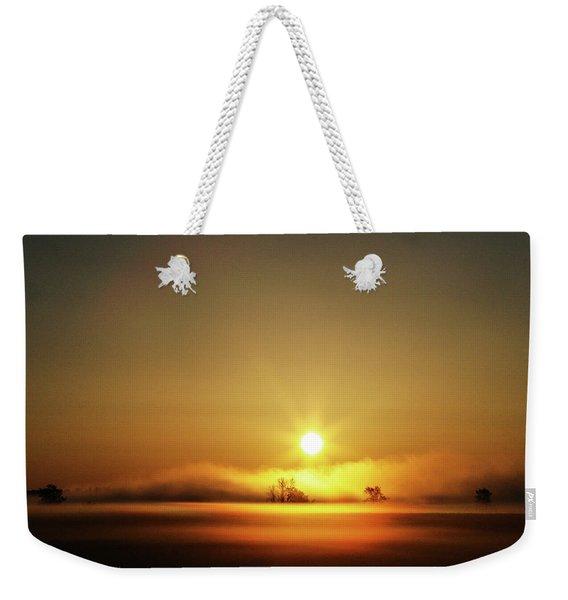 029 - Star Prairie Weekender Tote Bag