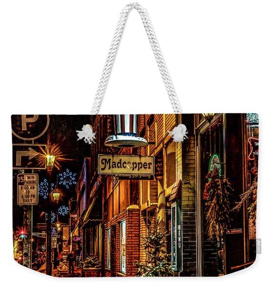 032 - Madcapper Weekender Tote Bag