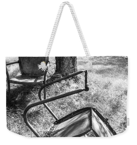 044 - Old Friends Weekender Tote Bag