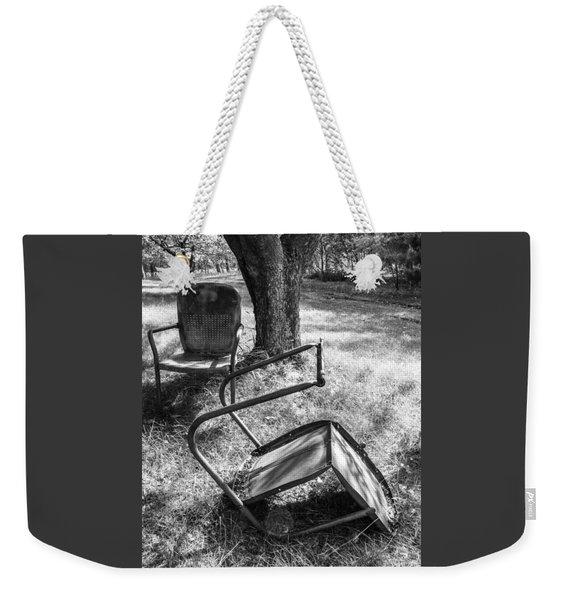 044 - Old Friends Weekender Tote Bag