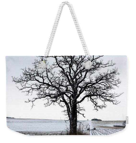 046 - Lone Tree Weekender Tote Bag