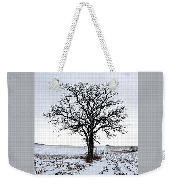046 - Lone Tree Weekender Tote Bag