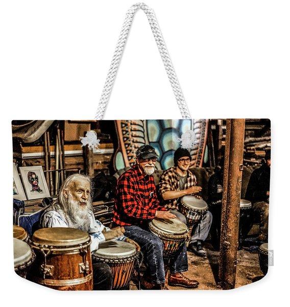 053 - Dumming Weekender Tote Bag