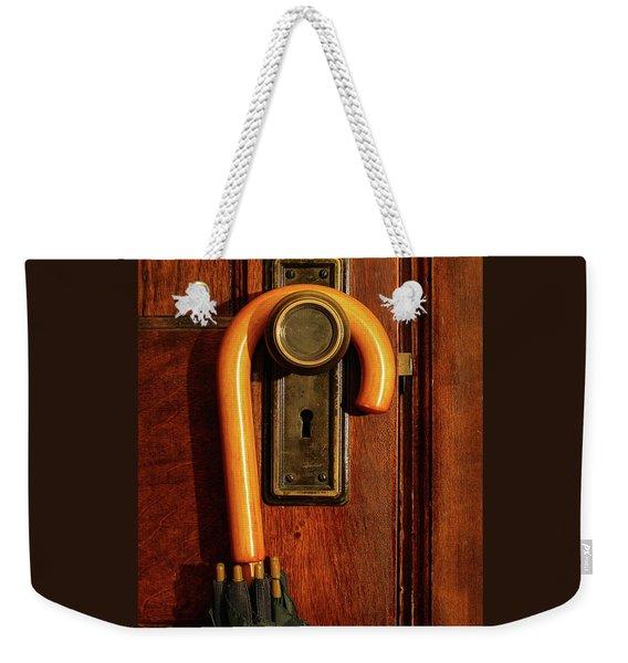 055 - Umbrella Weekender Tote Bag