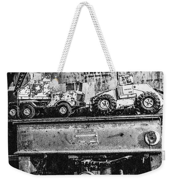 056 - Heavy Duty Weekender Tote Bag