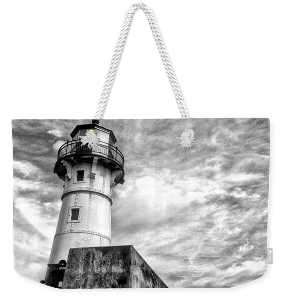 064 - Lighthouse Weekender Tote Bag