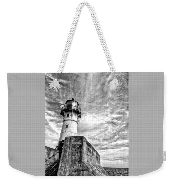 064 - Lighthouse Weekender Tote Bag