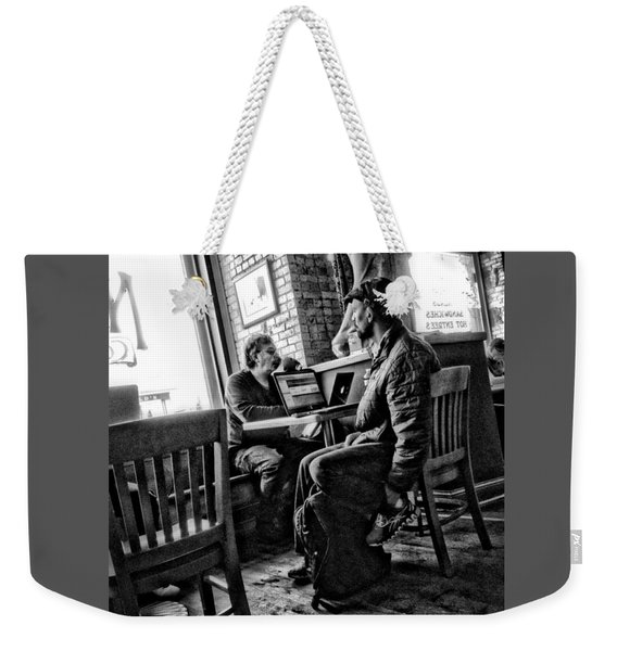 067 - Nina's Patron Weekender Tote Bag