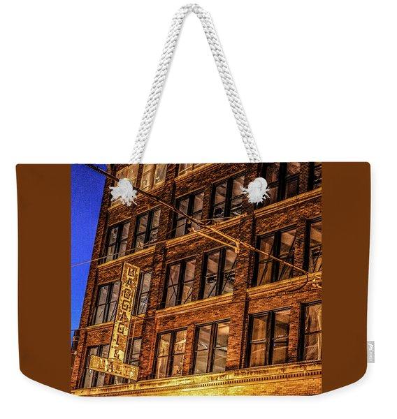 072 - Jax Building Weekender Tote Bag