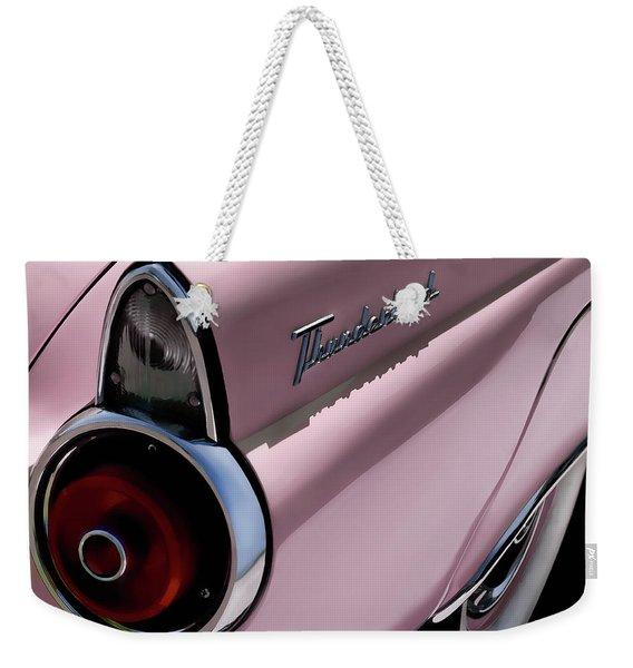 1955 T-bird Weekender Tote Bag