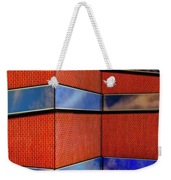 A Matter Of Perspective  Weekender Tote Bag
