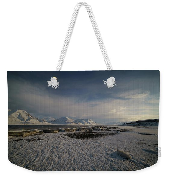 Adventfjorden Weekender Tote Bag