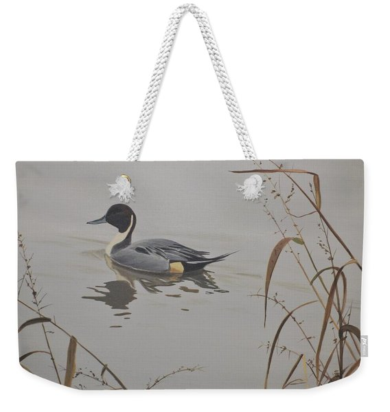 Ankeny Pintail Weekender Tote Bag