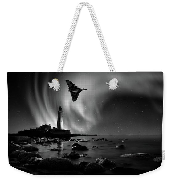 Auroral Splendour For The Vulcan Weekender Tote Bag