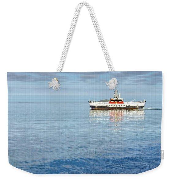 Barra Bound Weekender Tote Bag