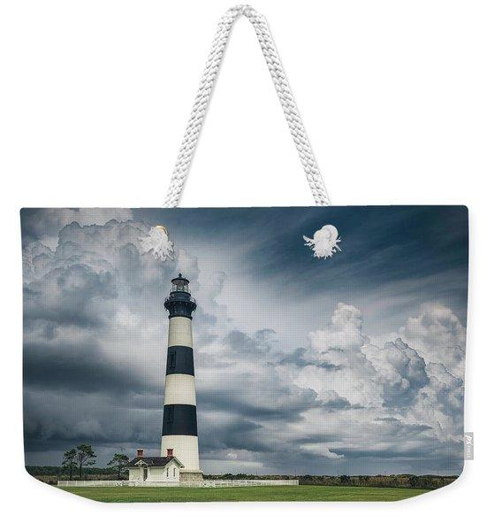 Bodie Island Light Weekender Tote Bag