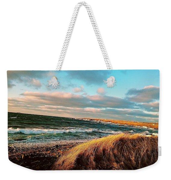 Bonavista Bay Weekender Tote Bag