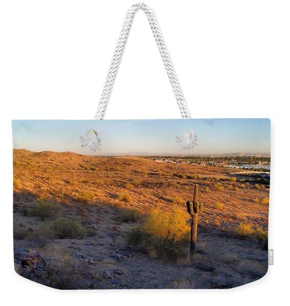 C A C T U S  Weekender Tote Bag
