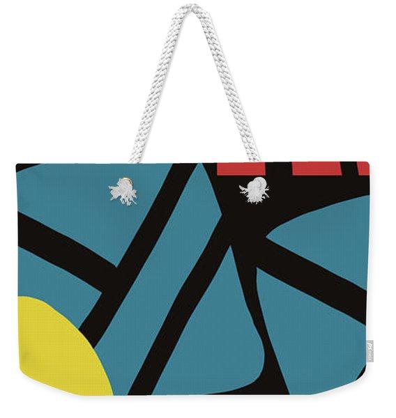 Colorful Bento 3- Art By Linda Woods Weekender Tote Bag
