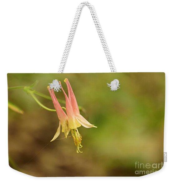 Columbine Weekender Tote Bag