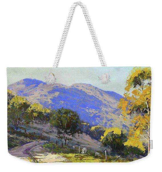 Country Road Australia Weekender Tote Bag