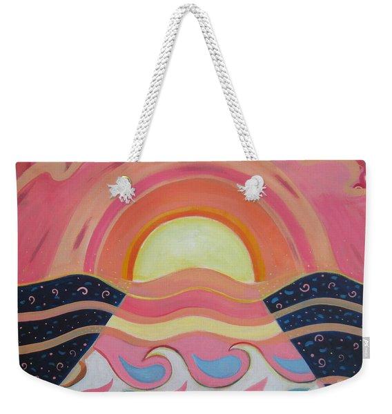 Creating Unity Weekender Tote Bag