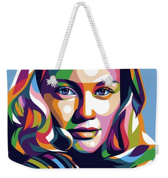 Cybill Shepherd Weekender Tote Bag