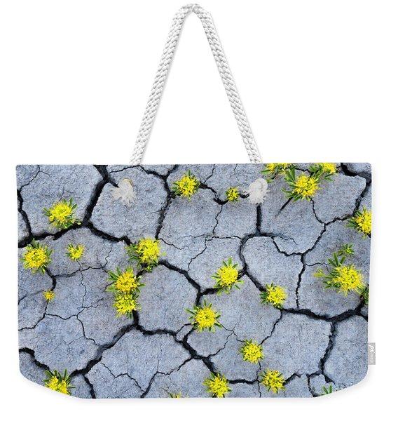 Desert Flowers Weekender Tote Bag