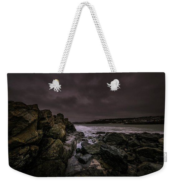 Dramatic Mood Weekender Tote Bag