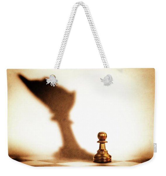 Dream On Weekender Tote Bag