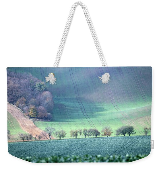 Autumn In South Moravia 1 Weekender Tote Bag
