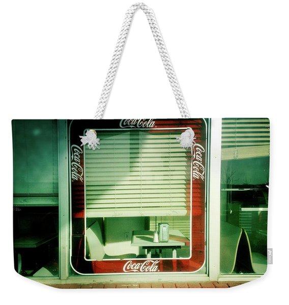 Dunnigan Cafe Weekender Tote Bag
