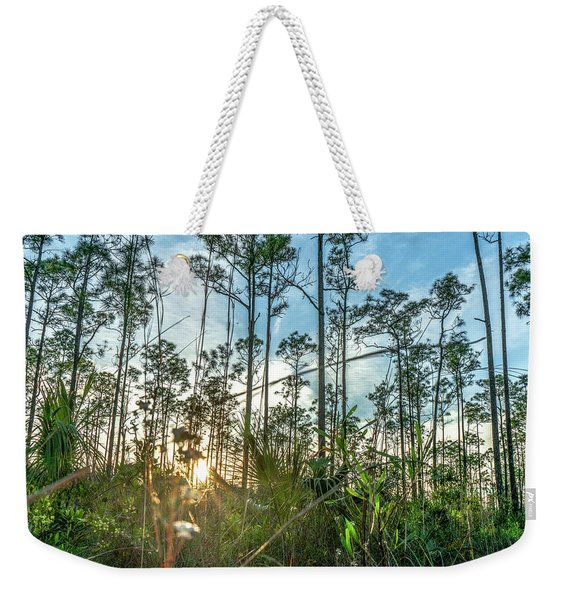 Everglades Florida  Weekender Tote Bag